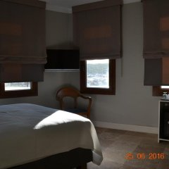 Отель Teos Lodge Pansiyon & Restaurant Сыгаджик удобства в номере