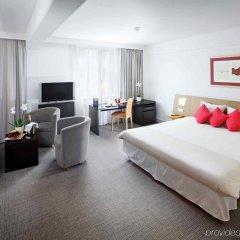 Отель Novotel Praha Wenceslas Square комната для гостей