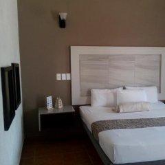 Отель Aquiles Мексика, Гвадалахара - отзывы, цены и фото номеров - забронировать отель Aquiles онлайн комната для гостей фото 3