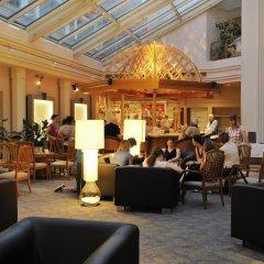 Metropole Swiss Quality Interlaken Hotel гостиничный бар