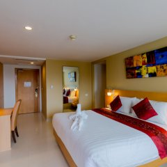 Aspery Hotel 3* Стандартный номер с различными типами кроватей фото 7