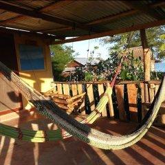 Отель Coco cabañas Гондурас, Тела - отзывы, цены и фото номеров - забронировать отель Coco cabañas онлайн балкон