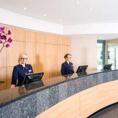 Отель NH München Messe Германия, Мюнхен - 2 отзыва об отеле, цены и фото номеров - забронировать отель NH München Messe онлайн интерьер отеля