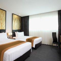 Отель Nova Express Pattaya Hotel Таиланд, Паттайя - отзывы, цены и фото номеров - забронировать отель Nova Express Pattaya Hotel онлайн комната для гостей фото 2