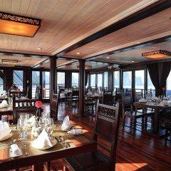 Отель Pelican Halong Cruise питание