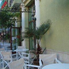 Отель Zeus Болгария, Поморие - отзывы, цены и фото номеров - забронировать отель Zeus онлайн балкон