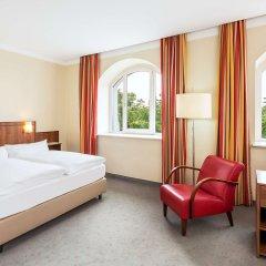 Отель Nh Belvedere Вена комната для гостей фото 4
