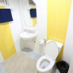 Отель TD Bangkok Таиланд, Бангкок - отзывы, цены и фото номеров - забронировать отель TD Bangkok онлайн ванная фото 2