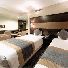 Отель Wing International Premium Tokyo Yotsuya Япония, Токио - отзывы, цены и фото номеров - забронировать отель Wing International Premium Tokyo Yotsuya онлайн комната для гостей фото 2