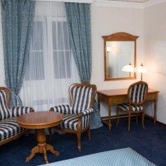 Парк-Отель 4* Стандартный номер с разными типами кроватей фото 14