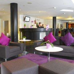 Thon Hotel Brussels Airport интерьер отеля фото 3