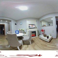 Freddy's Hotel Тирана фитнесс-зал