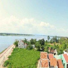 Отель River Suites Hoi An Hotel Вьетнам, Хойан - отзывы, цены и фото номеров - забронировать отель River Suites Hoi An Hotel онлайн приотельная территория фото 2