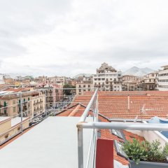 Отель Casa dei Mori балкон