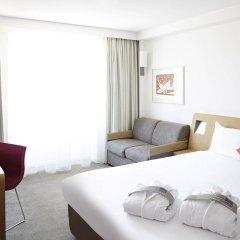 Отель Novotel Milano Nord Ca Granda комната для гостей