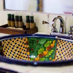 Отель La Armonia by Bunik Мексика, Плая-дель-Кармен - отзывы, цены и фото номеров - забронировать отель La Armonia by Bunik онлайн ванная