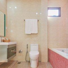 Hotel Lonuveli ванная