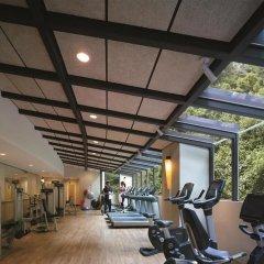 Отель Shangri-Las Rasa Sentosa Resort & Spa фитнесс-зал фото 2