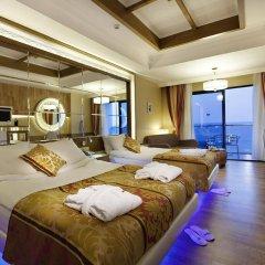 Granada Luxury Resort & Spa Турция, Аланья - 1 отзыв об отеле, цены и фото номеров - забронировать отель Granada Luxury Resort & Spa онлайн комната для гостей