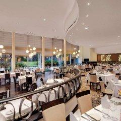 Отель Hilton Munich Park гостиничный бар