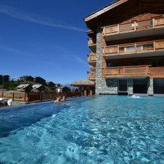 Отель Nendaz 4 Vallées & SPA Нендаз бассейн фото 3