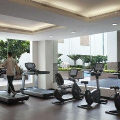 Jaipur Marriott Hotel фитнесс-зал фото 2