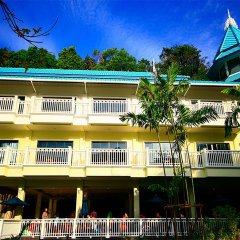 Отель Krabi Tipa Resort парковка