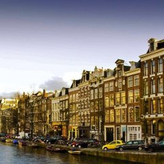 Savoy Hotel Amsterdam городской автобус