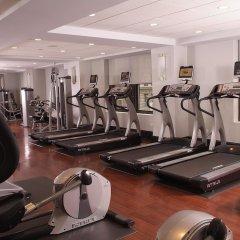 Отель Park Central Hotel New York США, Нью-Йорк - 8 отзывов об отеле, цены и фото номеров - забронировать отель Park Central Hotel New York онлайн фитнесс-зал фото 2