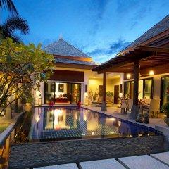 Отель The Bell Pool Villa Resort Phuket бассейн