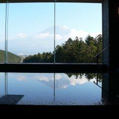 Отель Kyukamura Fuji Яманакако ванная