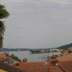 Отель La Maggiolina Бавено пляж фото 2