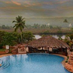 Отель Resort Rio Индия, Арпора - отзывы, цены и фото номеров - забронировать отель Resort Rio онлайн бассейн фото 2