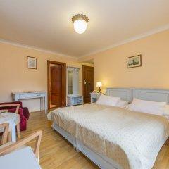Отель Cerny Slon Чехия, Прага - 2 отзыва об отеле, цены и фото номеров - забронировать отель Cerny Slon онлайн комната для гостей фото 3
