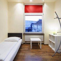 Отель Boutique Hostel Польша, Лодзь - 1 отзыв об отеле, цены и фото номеров - забронировать отель Boutique Hostel онлайн комната для гостей фото 2