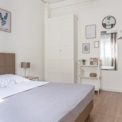 Апартаменты Syntagma Budget Studio комната для гостей фото 4