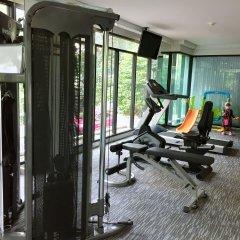 Отель Avatar Residence Бангкок фитнесс-зал