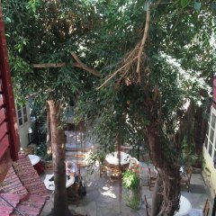 Kiniras Traditional Hotel & Restaurant балкон