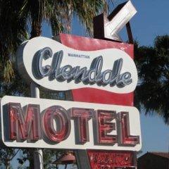Отель Glendale Motel США, Глендейл - отзывы, цены и фото номеров - забронировать отель Glendale Motel онлайн спортивное сооружение