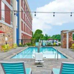 Отель Home2 Suites by Hilton Meridian бассейн фото 2