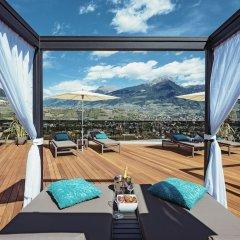 Отель La Maiena Life Resort Марленго фитнесс-зал фото 4