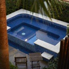 Отель San Angel Suites Педрегал бассейн фото 2