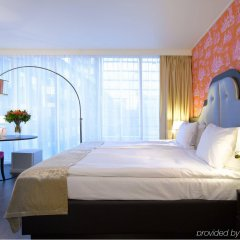 Отель Thon Hotel Bristol Stephanie Бельгия, Брюссель - 1 отзыв об отеле, цены и фото номеров - забронировать отель Thon Hotel Bristol Stephanie онлайн комната для гостей фото 5