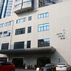 Отель Ming Wah International Convention Centre Шэньчжэнь парковка