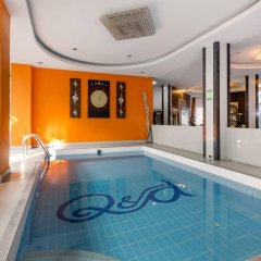 Отель SuperBed Otel бассейн