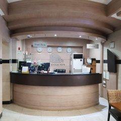 New Boolim Tourist Hotel интерьер отеля