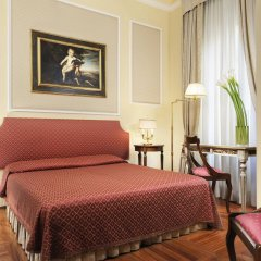 Апартаменты Luxury Apartments Piazza Signoria Флоренция комната для гостей фото 2