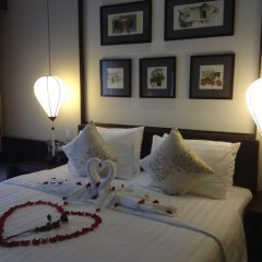 Little Hoian Boutique Hotel & Spa Хойан в номере
