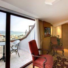 Acra Hotel - Special Class Турция, Стамбул - 2 отзыва об отеле, цены и фото номеров - забронировать отель Acra Hotel - Special Class онлайн балкон