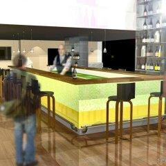 Thon Hotel EU гостиничный бар